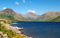 Hike or drive to Wastwater Lake