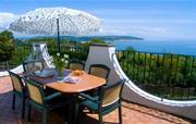 Fabulous Sea Views from the Balcony