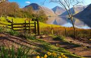 Hike or drive to stunning Wastwater Lake