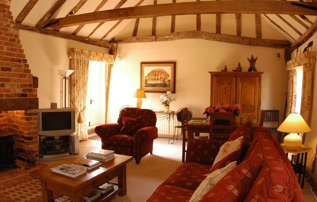 Blaize Barn sitting room