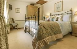 Old Byre bedroom