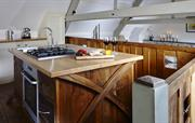 Swallows Loft kitchen