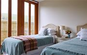 The Twin Bedroom in Orchard Lodge