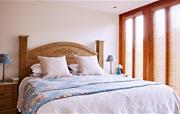 The SuperKing Master Bedroom