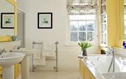 The Master Bathroom with Air Bath