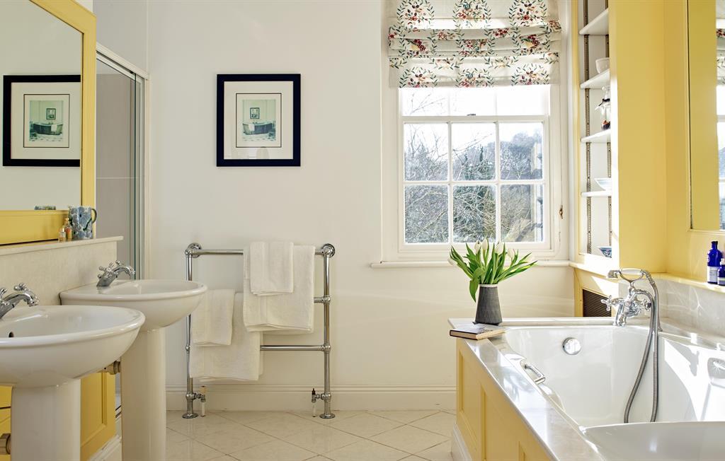 The Master Bathroom with Air Bath