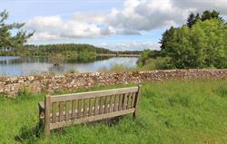 Castle Carrock reservoir
