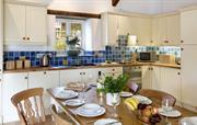 Threshing Barn kitchen