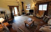 Tractor Barn living room