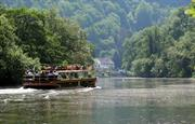 Riverboat Cruise on the River Wye