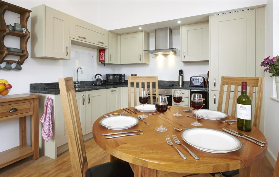 Malt House kitchen/dining