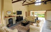 Stable sitting room