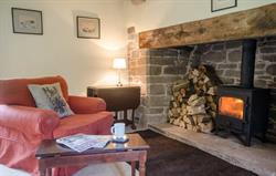 Cosy up in the snug
