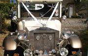 Bridal Car at Kerridge End