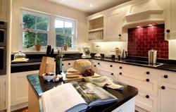 Brokenheugh lodge kitchen