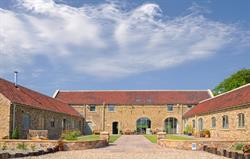 High Barn Courtyard Entrance