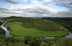 Great view from Symonds Yat Rock