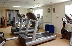 The Gym at The Spa