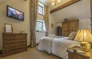 Haybarn, kingsize double bedroom