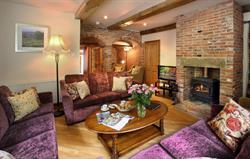 The Granary sitting room