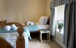Dovecote twin room