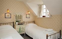 Aintree Twin Room