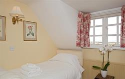The Twin Room at Cheltenham