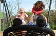 Family fun at East Jordeston