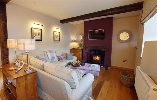 Cottage Sitting Room