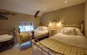 Bothy Twin Bedroom