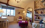 Cottage dressing room