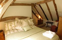 Blaize Barn Upper Bedroom