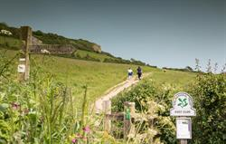 Branscombe coastal path