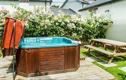 Nightingale hot tub