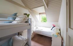 Seagull Cottage - single and bunk b