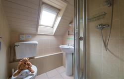 Seagull Cottage - shower room