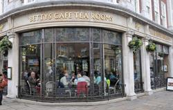 Bettys cafe and tea room York