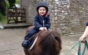 Riding lessons for all ages