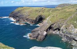 North Cornwall's coast is stunning