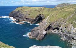North Cornwall's coast is stunning
