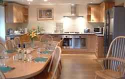 Oak House Kitchen