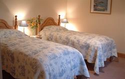 Oak House twin bedroom