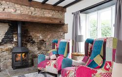 Cosy evenings by the fire
