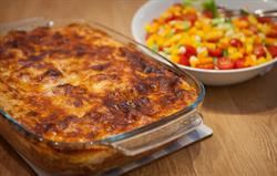 Meals for the fridge - lasagne