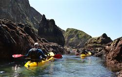 Coastal Kayaking Adventures
