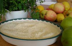 Apple Crumble, made fresh for you b