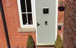 Front Door Oak Cottage