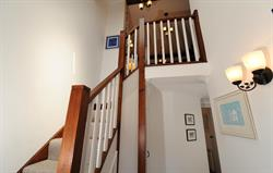Oak Cottage Hallway