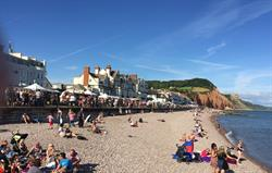 Sidmouth Seafront Folk Week