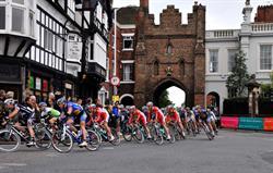 Cycling Tour de Yorks
